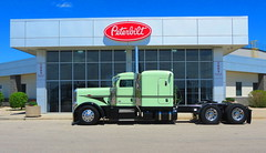 Peterbilt Manitioba (jr-transport) Tags: peterbilt 389 custom