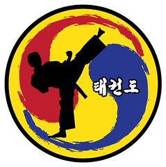 Taekwondo Seal (rileymillion) Tags: graphicdesign commercialwork designportfolio adobeillustrator circle seal logo logodesign taekwondo korean vectorart vectordrawing illustrations