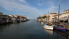 Des vues dont on ne se lasse pas (Nadia (no awards please !)) Tags: grauduroi mer sea canal bateaux boats vue view gard
