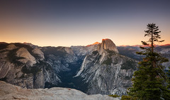 Glacier Point, Yosemite (Alistair Bennett) Tags: glacierpoint halfdome tenyavalley nevadafall northdome basketdome yosemite california usa nationalparkservicecentennial sunset gnd075he canonef1740mm4lusm