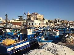 Favignana Agosto 2016 (Luca W Alberti) Tags: 2016 south harbour boat favignana sicily