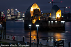 Thames barrier (Jonathan Vowles) Tags: thames london woolwich barrier flood