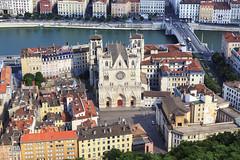Lyon Saint-Jean-Baptiste Cathedral (Context Travel) Tags: lyon shutterstock restoffrance