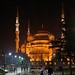 2015-03-30 04-15 Nepal 028 Zwischenstopp Istanbul, Sultan Ahmed Camii (Blaue Moschee)
