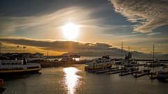 San Francisco sunset - Pier 39 (nejmantowicz) Tags: