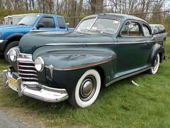 1941 Oldsmobile 66 (splattergraphics) Tags: 66 carlisle 1941 carshow olds oldsmobile carlislepa springcarlisle olds66