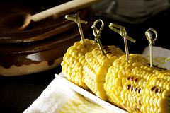Roasted corncob (JosA) Tags: summer nature kitchen yellow garden cuisine healthy corn raw natural farm rustic egg grain vegetable fresh gourmet crop meal vegetarian organic agriculture cob boiled maize sweetcorn maiz corncob nutrition ingredient stonetable organicfood farmfood