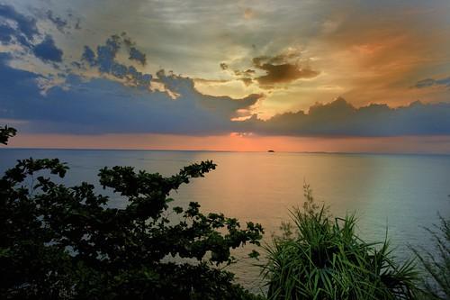 Fathomless. The Andaman Sea.