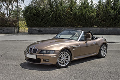 Z3 3.0 (Rayden77) Tags: brown car 30 bmw z3 worldcars