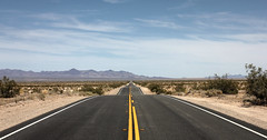 Dips along the way (BCooner) Tags: california highway desert openroad dips ca62 distantmountains