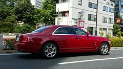 What is this car? It is Rolls Royce (Alfred Life) Tags: auto car japan tokyo rollsroyce