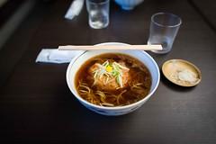 Tempura soba (天ぷらそば) (FoodTy [food-tee]) Tags: japan tokyo asia soba yabusoba kanada kandayabusoba