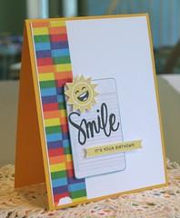 smile (Rosemary D.) Tags: happysmile sssflickrchallenge20 sssjunecardkit
