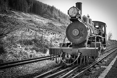Steam Power (Lune Shadows (Larry Williams)) Tags: steamtrain narrowgauge breconmountainrailway