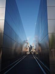Empty Sky (reehren) Tags: memorial 911 emptysky jerseycity libertystatepark