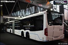 Mercedes-Benz CapaCity L (Semvatac) Tags: paris bus photo mtro mercedesbenz transportencommun tramway 15mearrondissement semvatac capacityl parcdesexpositionsparisportedeversailles transportspublics2016
