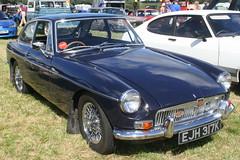 MGB GT EJH317K  1972 (WESTROWMAN) Tags: bmc mgb mgbgt mgcar weeting2016countryshow