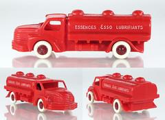 MIS-Vape-Bourbon-Esso (adrianz toyz) Tags: vap bourbon berliet petrol tanker esso plastic france toy model
