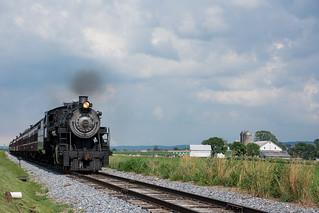 Strasburg RR #90 - Strasburg, PA