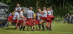 Dancing French Kilties (FotoFling Scotland) Tags: argyll event lochlomond scotland commando highlandgames kilt kilted luss lussgathering lusshighlandgames meninkilts naeknickers regimental tartan