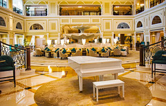 HBM  Waldorf Astoria (werner boehm *) Tags: architecture hotel uae piano lobbybar wernerboehm waldorfastoriarasalkhaimah
