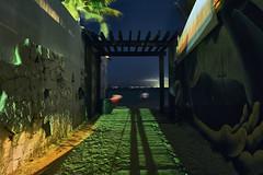 Trance. (elweydelasfotos) Tags: selfportrait retrato landscape paisaje ocean sea beach playa street art graffiti clouds long exposure nikon d810 stars mexico del carmen