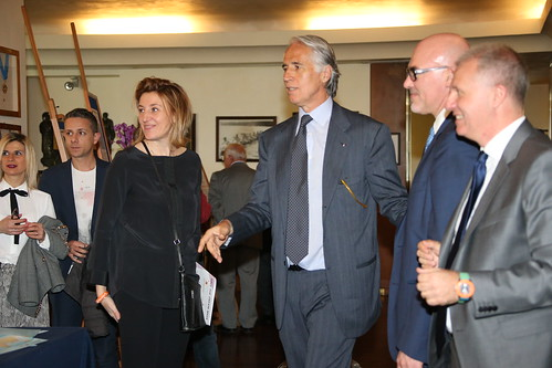 Roberta Vinci - Save the Dream Week in Italy