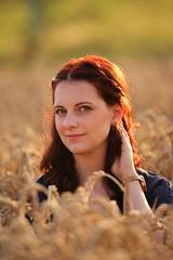 IMG_8633 (AndyMc87) Tags: sunset field weizen cornfield portrait caonon 6d tamron 70200 weilbach fashion