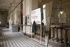 U1NA1_201516_Izložba u Auli Arhitektonskog fakulteta