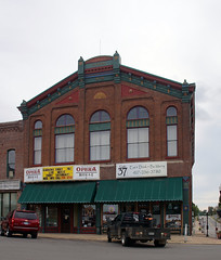 Catron Opera House (BOB WESTON) Tags: