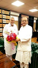 Parshottam Rupala meet the honourable Minister of Finance , Shri Arun Jaitley (ronaknigam) Tags: party for election profile join leaders vote speech janta membership bjp gujrat 2018 janata bhartiya bharatiya purushottam rupala parshottam