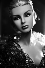 Old Hollywood Agnes (CHO:LO) Tags: agnesvonweiss cholodollcouture oldhollywood glamour