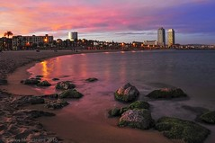 The_stillness_of_the_sea barcelonetabeach #sea #catalunya #spring #seascape #landscape #landscape_captures #landscapephotography #mediterranean #barcelona #bcn #barceloneta #barcelonetabeach (Carlos Manzanera) Tags: sea catalunya spring seascape landscape landscapecaptures landscapephotography mediterranean barcelona bcn barceloneta barcelonetabeach