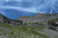 Ovronnaz (bulbocode909) Tags: valais suisse ovronnaz montagnes nature nuages paysages vert bleu