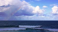 IMG_0965 Rainbow over the sea (Rodolfo Frino) Tags: tourism adventure thebesttenphotos thebest10photos thebestphotos travelagency aventura agenciadeviajes arcoiris rainbow rodolfofrino