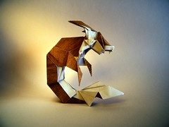 Capricorn - Kade Chan (Rui.Roda) Tags: origami papiroflexia papierfalten zodiaco capricorn kade chan