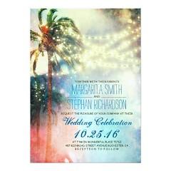 (string lights palm trees beach wedding invite) #Beach, #BeachWedding, #Blue, #CoastalWedding, #Coral, #DestinationWedding, #Dreamy, #LanternsBeachWedding, #LightsBeachWedding, #Lovely, #ModernBeachWedding, #Nautical, #Ocean, #Ombre, #PalmLightsWedding, # (CustomWeddingInvitations) Tags: string lights palm trees beach wedding invite beachwedding blue coastalwedding coral destinationwedding dreamy lanternsbeachwedding lightsbeachwedding lovely modernbeachwedding nautical ocean ombre palmlightswedding palms romantic rustic sea seashorewedding seasidewedding stringlightsbeachwedding sunset teal tropicalwedding twinklelightsbeachwedding unique vintagebeachwedding watercolors whimsical is available custom invitations store httpcustomweddinginvitationsringscakegownsanniversaryreceptionflowersgiftdressesshoesclothingaccessoriesinvitationsbinauralbeatsbrainwaveentrainmentcomstringlightspalmtreesbeachweddinginvite weddinginvitation weddinginvitations