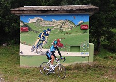 Buzz (iBike pics ( Graeme Warren)) Tags: buzz buzzalps colderamaz coldelaramaz frenchalps france sommand cyfac