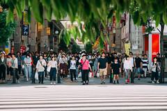 (li-penny) Tags: sendaishi miyagiken  pentaxk3 japan sendai 2016tokyosendaitrip  street     atagokamisugidori  sigma1770mmf2845dcmacrohsm
