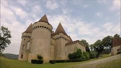 Chteau Marzac Timelapse (matt knoth) Tags: castle france clouds cloudscape timelapse video chteau marzac