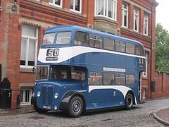 KHCT 337 OKH337 High St, Hull at Big Bus Day 2016 (1) (1280x960) (dearingbuspix) Tags: 337 preserved khct kingstonuponhullcorporationtransport okh337 bigbusday bigbusday2016 corporationtransport