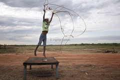 Kids being kids (ingetje tadros) Tags: broome wa australia indigenous aboriginal community kids childhood thisismycountry ingetjetadros fotoevidence disenfranchised displacement
