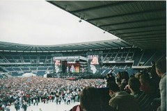 Natasha Bedingfield at Live 8 Edinburgh 50,000 - The Final Push, Murrayfield Stadium (Secondcity) Tags: edinburgh natashabedingfield murrayfieldstadium live8edinburgh50000thefinalpush