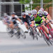 Chin Picnic Bike Race Canada Day Foto Flow