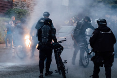 Smoke Grenade, Capitol Hill Seattle (AdamCohn) Tags: seattle protest mayday protests anarchists anticapitalism 2015 anticapitalist anarcy adamcohn wwwadamcohncom
