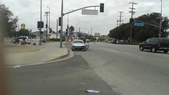 Car crash at Marmion Way/Pasadena Avenue and North Figueroa Street (ubrayj02) Tags: crash 90065 streetsblog gilcedillo flyingpigeonla streetsblogla fig4all chaleconcedillo