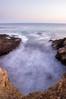 Seascapes - Leo Carillo State Beach 2 (anoopchandranb) Tags: california longexposure sunset beach goldenhour leocarrillostatepark leocarrillostatebeach pentaxk3 tamronspaf1750mmf28xrlddiiiasphericalif