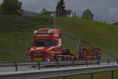 "Scania T Topline "" SUNDE SRG "" (N) (magicv8m) Tags: transport trans lkw tir"