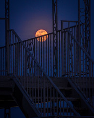 Stairway to the Moon (Elliotphotos) Tags: columbus ohio moon stairs stair stairway staircase columbusohio elliot staircases lunar stairways upperarlington upperarlingtonohio gilfix stairwaytothemoon elliotphotos elliotgilfix