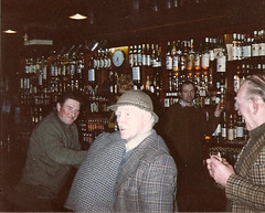 tweed at the bar (misterworthington) Tags: bar scotland highlands kilt drink drinking whiskey fags pissed mckenzie tweed fireeater poachers kintail dornie lochduich ghillies glenshiel mahog kitaillodgehotel